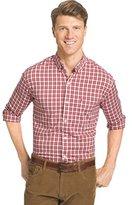 Izod Men's Big and Tall Advantage Performance Non Iron Stretch Long Sleeve Shirt