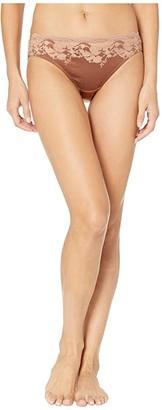 Wacoal Lace Affair Bikini (Clove/Roebuck) Women's Underwear