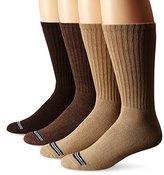 Nautica Men's 4 Pack Core Sport Crew Socks