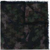 Valentino Garavani Valentino 'Camustars' scarf - men - Silk/Modal/Cashmere - One Size