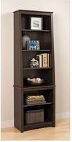 "Prepac 80"" Standard Bookcase Shaker Doors: No"