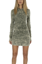 Cotton Citizen Monaco Hoodie Mini Dress