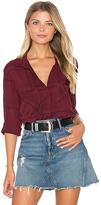 Bella Dahl Hipster Plaid Shirt