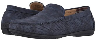 Stacy Adams Cirrus Moc Toe Slip-On Loafer (Stone) Men's Shoes