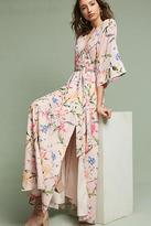 Yumi Kim Floral Kimono Maxi Dress