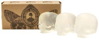 clear Rebels Refinery 3-Pack Glycerin Skull Soap