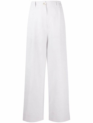 A Kind Of Guise Banku wide-leg trousers