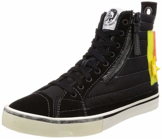 Diesel Men's D-Velows Patch-Sneaker mid