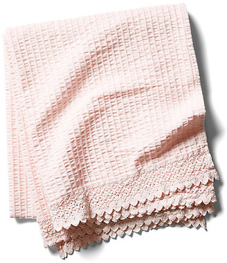 Belle Epoque Shelly Romance Throw - Pink