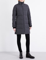 Canada Goose Heatherton quilted shell coat