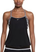 Nike Women's Filtered Sport 2-in-1 Tankini top