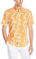 Reyn Spooner Men's Coral Kine Button Down Shirt