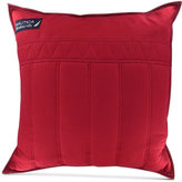 """Nautica Mainsail Reversible Quilted 20"""" Square Decorative Pillow"""