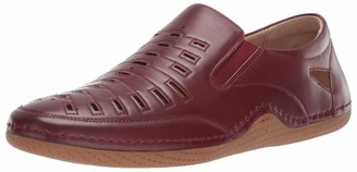 Stacy Adams Men's Orion Moc-Toe Slip-on Driving Style Loafer