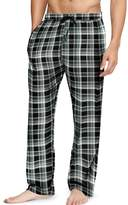 Hanes Hanesen`s Flannel Pants with Cofort Flex Waistband