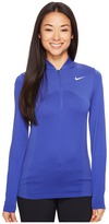Nike Zonal Cooling Dri-Fit Knit 1/2 Zip Women's Long Sleeve Pullover
