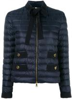 Moncler Pavottine jacket - women - Polyamide/Goose Down - 2