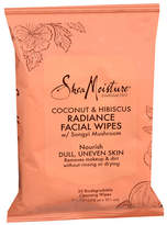 Shea Moisture SheaMoisture Coconut & Hibiscus Facial Wipes