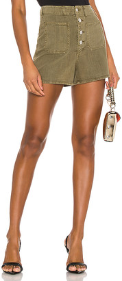 Rag & Bone Super High Rise Military Shorts. - size 23 (also