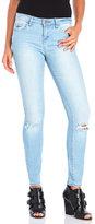 Kensie Ripped Skinny Jeans