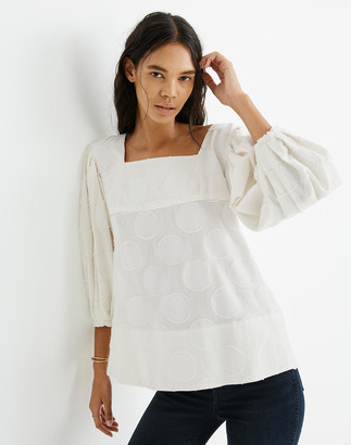 Madewell WHIT Marcel Top