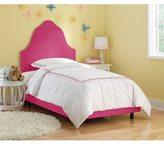 Skyline Furniture Kids Premier Hot Pink Arched Bed