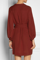 Diane von Furstenberg Tanyana silk-crepe dress