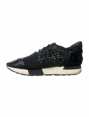 Balenciaga Race Runner Sneakers Black