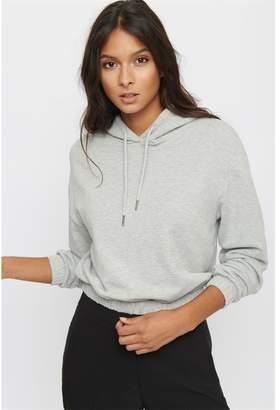 Dynamite Hoodie Sweatshirt Light Gray Mix