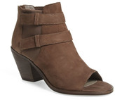 Eileen Fisher &List& Open Toe Bootie (Women)