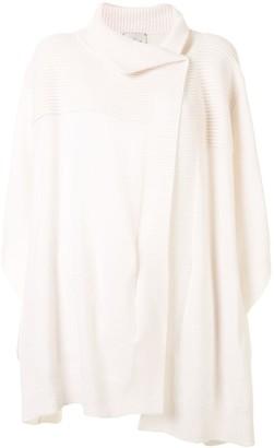 Le Kasha Ireland oversized cardigan coat