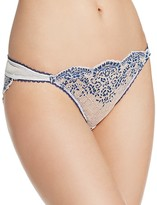 Pleasure State Anais Genevieve Mini Brief #P30-2341W