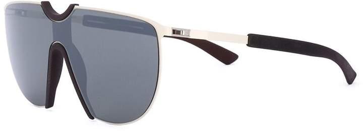 Mykita Mylon Hybrid Aloe sunglasses