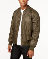 GUESS Men's Classic Bomber Jacket