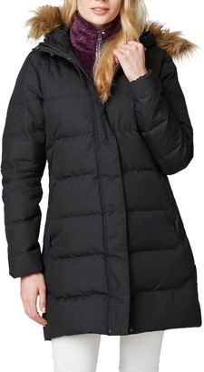 Helly Hansen Aden Down Women's Parka Jacket, Black