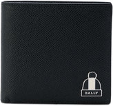 Bally logo plaque wallet - unisex - Leather - One Size