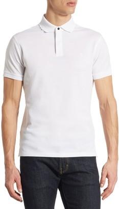 Ralph Lauren RLX Zip-Placket Cotton Polo
