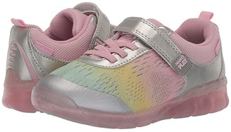 Stride Rite M2P Lighted Neo (Toddler) (Rainbow Multi 1) Girls Shoes