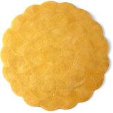 "Horchow Four 14"" Round Capiz Shell Placemats"
