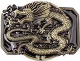 Sam Store Vintage Dragon Belt Buckle Cowboy Motorcyclist (DRGN-02)