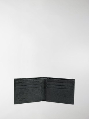 Salvatore Ferragamo double Gancino wallet