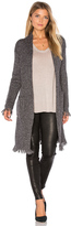 Velvet by Graham & Spencer Grahm Long Sleeve Cardigan