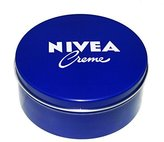 Nivea Genuine Authentic German Cream 13.54 Oz. / 400ml Metal Tin - Made in Germany & Imported From Germany!