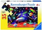 Ravensburger Space (35 pc) Puzzle