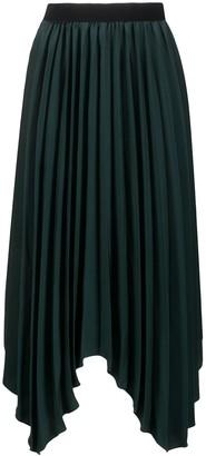 Isabel Marant Pleated Mid-Length Skirt