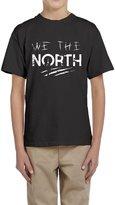 Hera-Boom Boys And Girls Toronto Raptors Basketball WE THE NORTH T-shirts