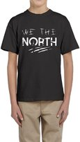 Hera-Boom Youth's Toronto Raptors Basketball WE THE NORTH T-shirts