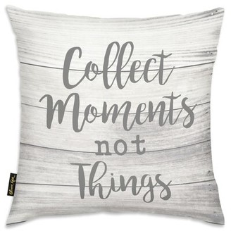 Oliver Gal Collect Moments Throw Pillow