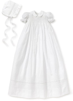 Kissy Kissy Silene Christening Gown & Bonnet Set