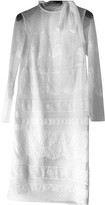 Valentino Garavani White Lace Dress for Women